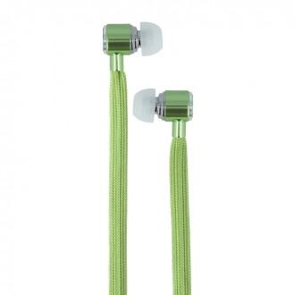 Žalia laisvų rankų įranga Forever Swing Music 3,5mm