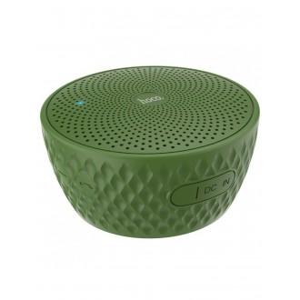 Žalias bluetooth nešiojamas garsiakalbis HOCO BS21