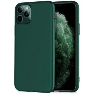 Žalios spalvos dėklas X-Level Guardian Apple iPhone 11 Pro Max telefonui