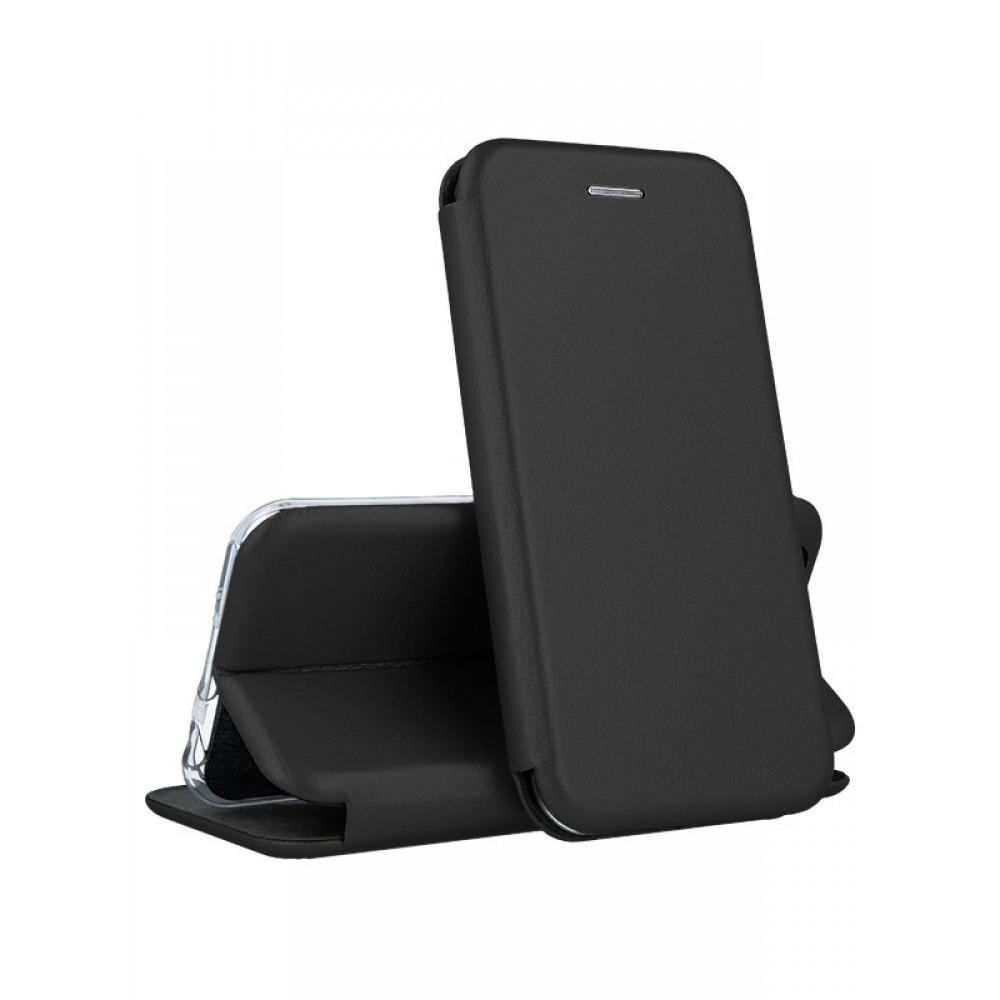 """Dėklas """"Book Elegance"""" Samsung G965 S9 Plus juodas"""