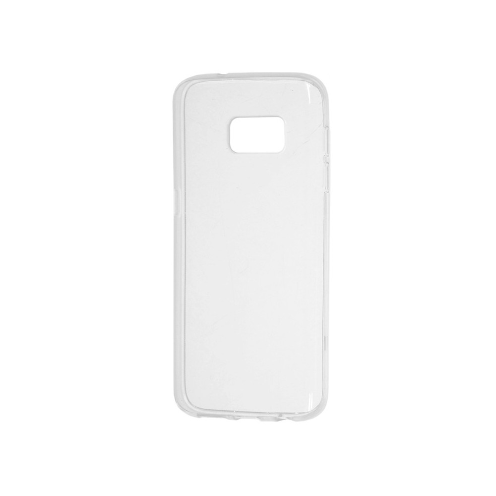 Skaidrus plonas silikoninis dėklas Samsung Galaxy S7 G930 telefonui