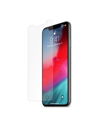 "Apsauginis grūdintas stiklas Apple iPhone XS Max / 11 Pro Max telefonui ""Perfect"""