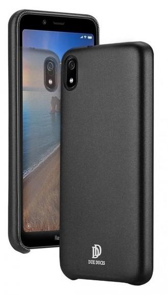 """Juodas silikoninis dėklas Xiaomi Redmi 7A telefonui Dux Ducis """"Skin Lite"""""""