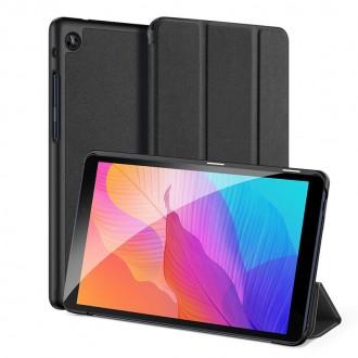 """Juodas dėklas Dux Ducis """"Domo"""" Huawei MatePad T8  8,0"""