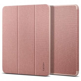 Rožinės-Auksinės spalvos dėklas Apple iPad Pro 11'' 2018/2020  ''SPIGEN URBAN FIT''
