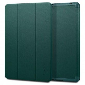 Tamsiai žalios spalvos dėklas iPad 7/8 10.2 2019/2020  ''SPIGEN URBAN FIT''