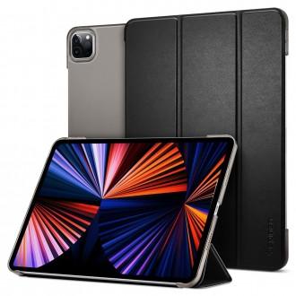 """Juodas atverčiamas dėklas iPad Pro 11 2021 """"SPIGEN SMART FOLD"""""""