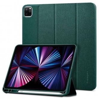 Tamsiai žalias dėklas Apple iPad Pro 11 2020/2021  ''SPIGEN URBAN FIT''