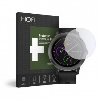 Skaidrus apsauginis stiklas Garmin Vivoactive 3 laikrodžiui ''HOFI Hybrid''