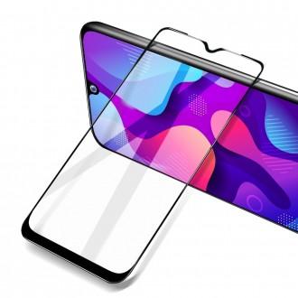 """LCD apsauginis stikliukas """"5D Full Glue Ceramic Glass"""" Xiaomi Redmi 9T lenktas juodas"""