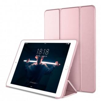 """Rausvai auksinės spalvos dėklas Apple iPad Air 3 2019 planšetei """"TECH-PROTECT"""""""