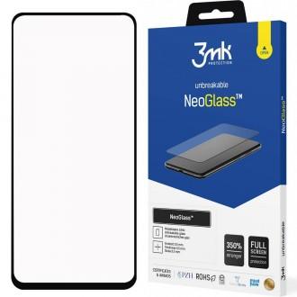 """LCD apsauginis stikliukas juodais krašteliais """"3MK Neo Glass"""" telefonui Apple iPhone 13 mini"""