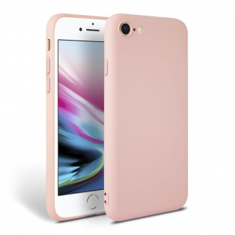 """Rausvas dėklas Apple Iphone 7 / 8 / SE 2020 telefonui """"Tech-protect Icon"""""""