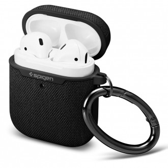 Juodas dėklas APPLE AIRPODS Pro ''SPIGEN URBAN FIT''