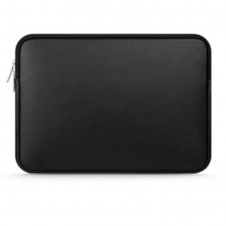Nešiojamo kompiuterio krepšys 13'' - 14''   -TECH-PROTECT NEOSKIN BLACK-