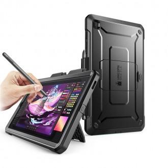 """Juodas deklas Samsung Galaxy Tab S6 Lite 10.4 P610 / P615 """"Supcase Unicorn Beetle Pro"""""""