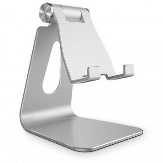 "Sidabrinis universalus stovas ""Tech-Protect Z4A"""