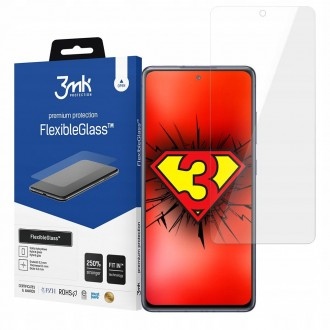 """Apsauginė plėvelė """"3MK Flexible Glass"""" Samsung Galaxy S20 FE telefonui"""