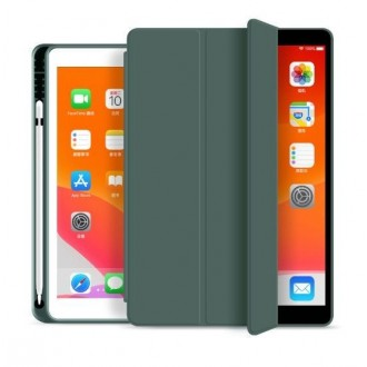 "Žalias dėklas Ipad 7/8 10.2 2019/2020 ""Tech-Protect SC Pen"""