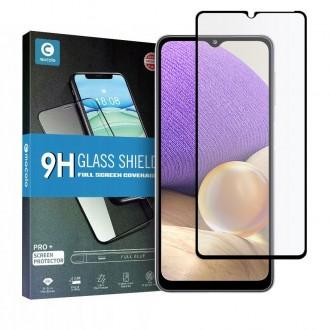 Apsauginis grūdintas stiklas juodais kraštais MOCOLO TG+FULL GLUE  telefonui Samsung A32 5G