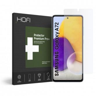 Apsauginis grūdintas stiklas HOFI HYBRID PRO+  telefonui Samsung A72