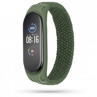 """Žalia apyrankė laikrodžiui Xiaomi Mi Smart Band 5/6 """"Tech-Protect Loop"""""""
