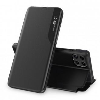 Atverčiamas Dėklas Smart View Samsung A22 5G juodas