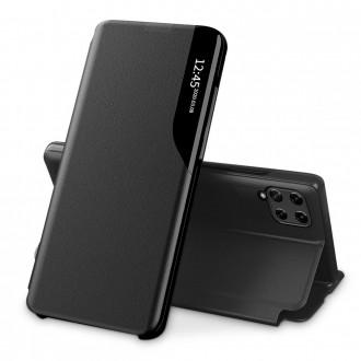 Atverčiamas Dėklas Smart View Samsung A22 4G juodas