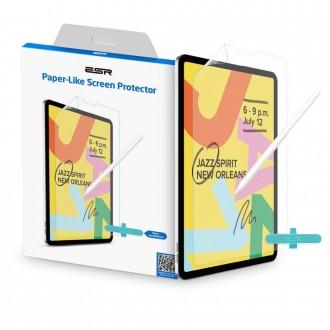 """Apsauginė plėvelė """"SPIGEN PAPER TOUCH"""" iPad Pro 12.9 2020/2021"""