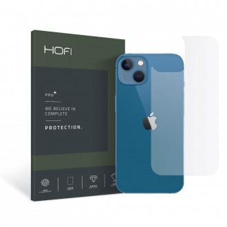 Nugarėlės apsauginis stikliukas Apple IPHONE 13 mini HOFI HYBRID PRO+ BACK PROTECTOR