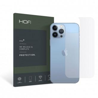 "Nugarėlės apsauginis stikliukas Apple IPHONE 13 Pro Max telefonui ""HOFI HYBRID PRO+ BACK PROTECTOR"""