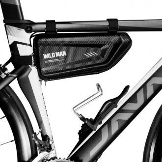 """""""WildMan"""" vandeniui atsparus dviračio krepšys """"E4"""""""