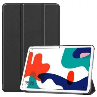 Juodos spalvos dėklas Huawei MatePad 10.4 ''TECH-PROTECT SMARTCASE''