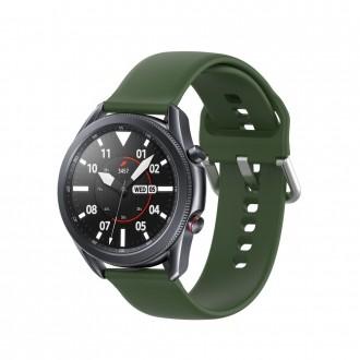 """Žalia apyrankė laikrodžiui Samsung Watch 3 (45MM) """"Tech-Protect Iconband"""""""