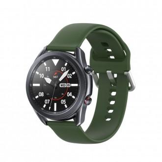 """Žalia apyrankė laikrodžiui Samsung Watch 3 (41MM) """"Tech-Protect Iconband"""""""