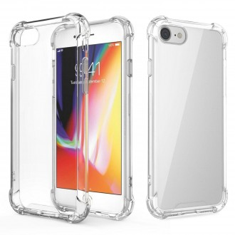 Skaidrus dėklas High Clear Antishock iPhone 13 Pro Max telefonui