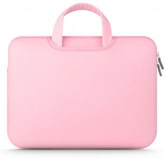 Nešiojamo kompiuterio krepšys 15''-16'' -TECH-PROTECT AIRBAG PINK-