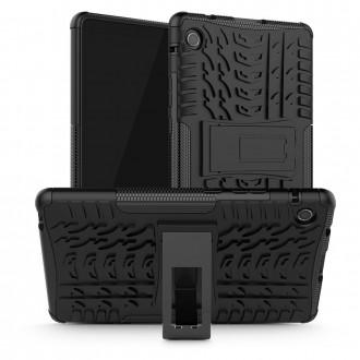 """Juodas dėklas Huawei MatePad T8 8.0  """"TECH-PROTECT ARMORLOK"""""""