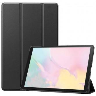 Juodas atverčiamas dėklas Samsung TAB A7 10.4 T500/T505  ''TECH-PROTECT''