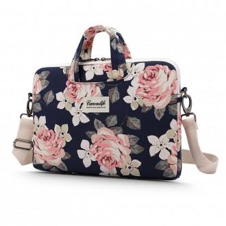 Nešiojamo kompiuterio krepšys 15'' - 16'' NAVY ROSE