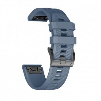 "Melsva apyrankė laikrodžiui Garmin Fenix 3/5X/3HR/5X Plus/6X/6X Pro ""Tech-Protect Smooth"""