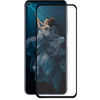 Apsauginis grūdintas stiklas ''5D Full Glue HQ Quality''  Huawei Honor 20 / Honor 20 Pro telefonui