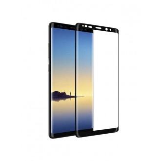 """5D juodas apsauginis grūdintas stiklas Samsung Galaxy Note 9 telefonui """"Full Glue"""""""