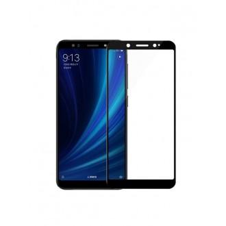 Apsauginis grūdintas stiklas ''5D Full Glue HQ Quality''  Xiaomi Mi A2 / 6X telefonui