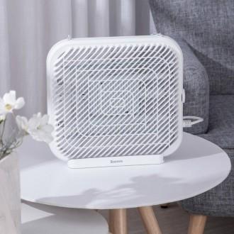 "Balta lempa nuo vabzdžių ""Baseus Breeze"" ( Prietaiso matmenys 34 x 32.5 x 7 cm.)"