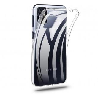 """Skaidrus dėklas Samsung Galaxy M51 telefonui """"TECH-PROTECT FLEXAIR"""""""