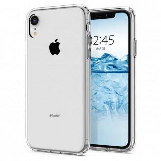 """Skaidrus dėklas Apple Iphone XR telefonui """"Spigen Liquid Crystal"""""""