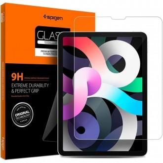 """Skaidrus apsauginis grūdintas stiklas iPad Air 4 2020 """"Spigen Glas.Tr Slim"""""""