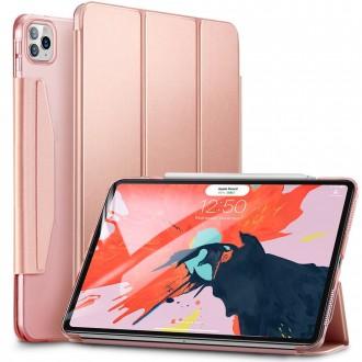 Rožinės-Auksinės spalvos dėklas Apple iPad Pro 12,9'' 2018/2020