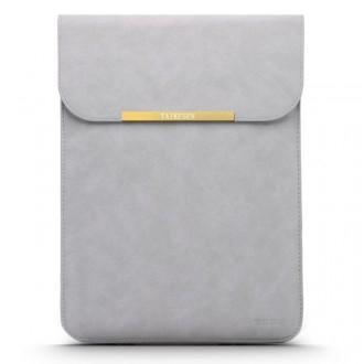Nešiojamo kompiuterio krepšys 13'' - 14'' TECH-PROTECT TAIGOLD LIGHT GREY''